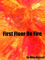 First Floor on Fire