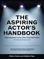 The Aspiring Actor's Handbook