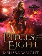 The Frey Saga Book II