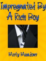 Impregnated By A Rich Boy (Impregnation, Dominant Man)