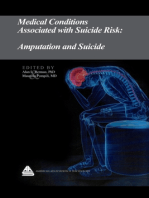 Medical Conditions Associated with Suicide Risk
