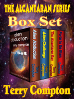 The Alcantaran Series Box set of 4