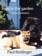 Lions in the Garden