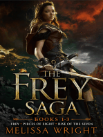 The Frey Saga (Books 1-3)