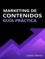 Marketing de contenidos. Guía práctica