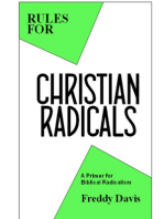 Rules for Christian Radicals