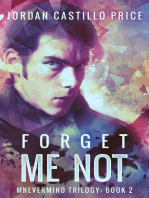 Forget Me Not (Mnevermind Trilogy Book 2)