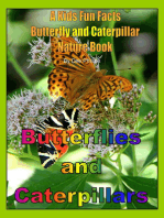 Butterflies and Caterpillars: A Kids Fun Facts Butterfly and Caterpillar Nature Book