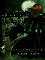 A Cold Day in Hell (Hellcat Series Book 3)