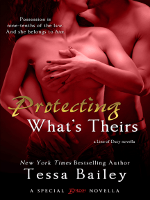 Protecting What's Theirs