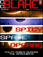 Spicy Space Operas