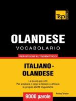Vocabolario Italiano-Olandese per studio autodidattico