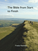 The Bible From Start to Finish