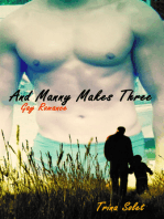 And Manny Makes Three (Gay Romance)