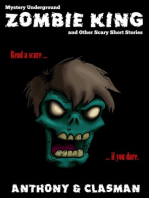 Zombie King and Other Scary Short Stories for Halloween (Mystery Underground)