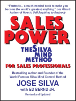 Sales Power, the Silva Mind Method for Sales Professionals