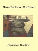 Broadsides & Portents