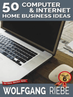 50 Computer & Internet Home Business Ideas
