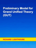 Preliminary Model for Grand Unified Theory (GUT)