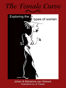 The Female Curve: Exploring the 5 types of women