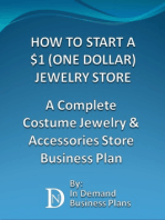 How To Start A $1 (One Dollar) Jewelry Store