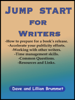 Jump Start for Writers