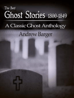 The Best Ghost Stories 1800-1849