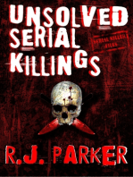 Unsolved Serial Killings (Serial Killers Series)