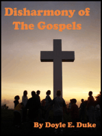 Disharmony of the Gospels