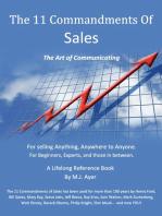 11 Commandments of Sales