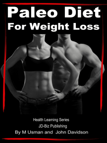 Paleo Diet For Weight Loss: Health Learning Series