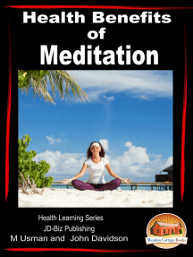 Health Benefits of Meditation: Health Learning Series