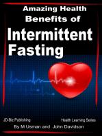 Amazing Health Benefits of Intermittent Fasting