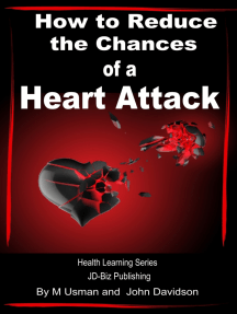 How to Reduce the Chances of a Heart Attack
