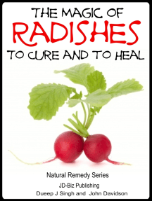 The Magic of Radishes to Cure and to Heal