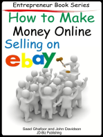 How to Make Money Online Selling on EBay