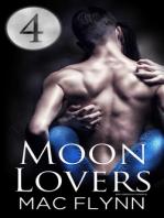 Moon Lovers #4 (BBW Werewolf Shifter Romance)