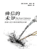确信的未知:美国人笔下的中国黑色喜剧 (The Exact Unknown and Other Tales of Modern China, simplified Chinese edition)