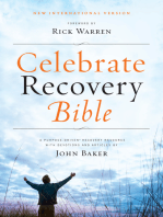 NIV, Celebrate Recovery, eBook