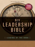 NIV, Leadership Bible, eBook