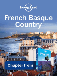 Lonely Planet French Basque Country & The Pyranees