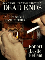 Dan Turner, Hollywood Detective in Dead Ends