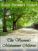 The Viscount's Midsummer Mistress