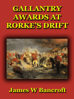 Gallantry Awards at Rorke's Drift