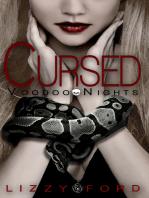 Cursed (#1, Voodoo Nights Series)