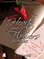 Hearts and Flowers Border