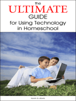 The Ultimate Guide for Using Technology in Homeschool