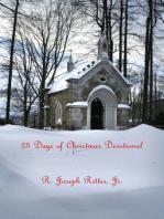 25 Days of Christmas Devotional