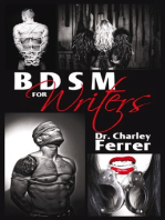 BDSM for Writers