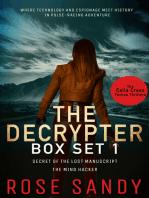 Calla Cress Techno Thriller Series Box Set